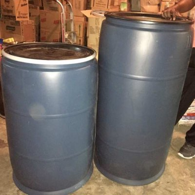 55 and 75 Gallon Drums