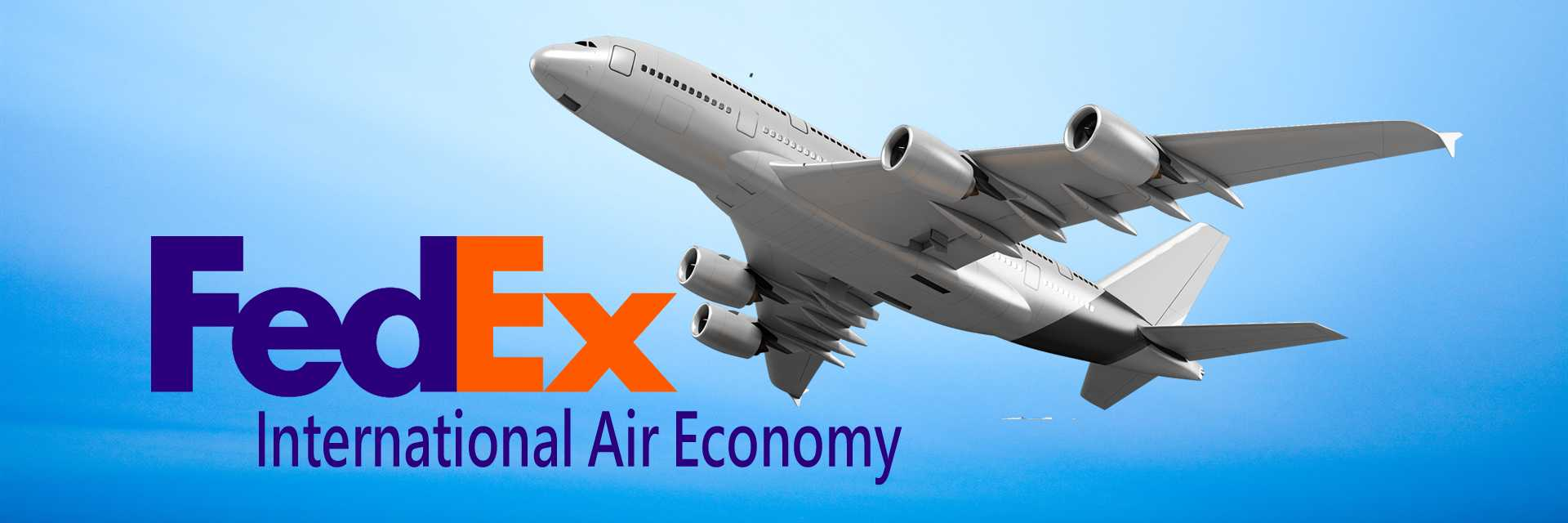 Agent for FedEx International Air Economy-compressed