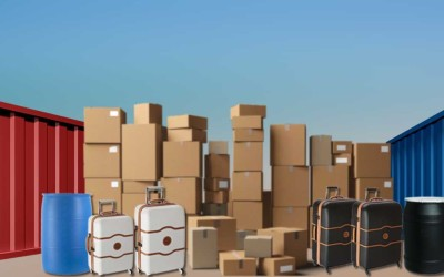 Container Consolidation to Zimbabwe
