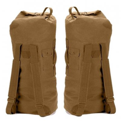 Brown Duffle Bags